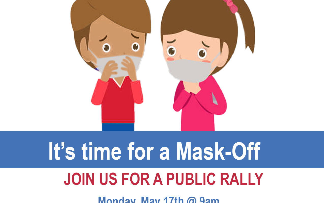 Chino Valley Let The Kids Breathe – Mask Off