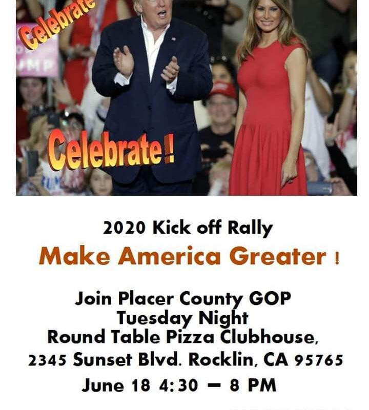 Trump 2020 Placer County Watch Party