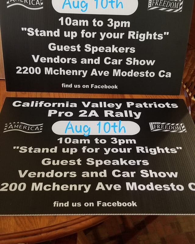 Pro 2A Rally / 2nd Annual Car show